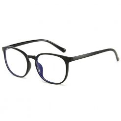 Stylish Clear Lens Eye Fatigue Glasses Blue Light Block 029