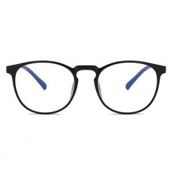 Stylish Oversize Blue Light Filter Glasses