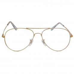 Classic Aviator Oversized Blue Light Blocking Glasses